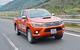 Toyota Việt Nam bán hơn 51.000 xe trong năm 2015
