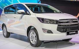 Toyota Innova 2016 ra mắt tại Malaysia, rẻ hơn gần 250 triệu Đồng so với xe ở Việt Nam