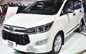 Toyota Innova Crysta và Fortuner thế hệ mới sẽ có động cơ xăng