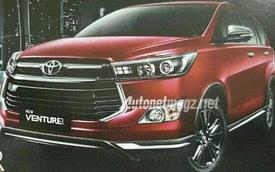 Toyota Innova 2016 có thêm bản trang bị cao cấp Venturer mới
