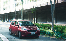 Xe nhỏ xinh Toyota Passo mới ra mắt, giá từ 237 triệu Đồng