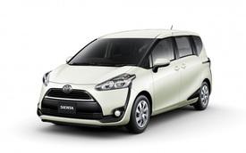 Xe gia đình 7 chỗ Toyota Sienta 2016 sắp ra mắt Đông Nam Á