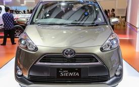 Xe gia đình 7 chỗ Toyota Sienta 2016 ra mắt Đông Nam Á, giá từ 389 triệu Đồng