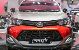 Toyota biến xe bán chạy Avanza thành SUV hầm hố
