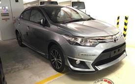 Bắt gặp 2 phiên bản thể thao của Toyota Vios 2016 ngoài đời thực