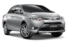 Toyota Vios 2016 được đồn sắp ra mắt Việt Nam