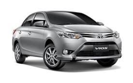 Toyota Vios 2016 ra mắt tại Thái Lan, giá từ 380 triệu Đồng