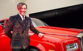 """Cận cảnh Rolls-Royce Phantom """"thửa riêng"""" của tỷ phú Hồng Kông"""