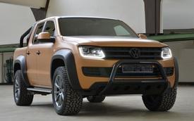 Volkswagen Amarok V8 Passion Desert Edition - Xe bán tải đắt như xe sang