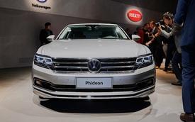 Volkswagen Phideon - Xe limousine cho Trung Quốc