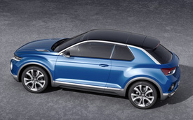 Volkswagen T-Cross - Đối thủ mới của Mazda CX-3 sẽ về Việt Nam