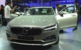 Khám phá sedan 3 chỗ siêu đặc biệt Volvo S90L Excellence