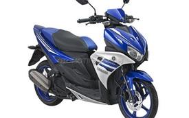 Yamaha Aerox 125LC chính thức ra mắt, giá từ 29,2 triệu Đồng