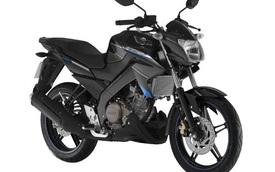 Xe côn tay Yamaha FZ150i có phiên bản màu đen mới