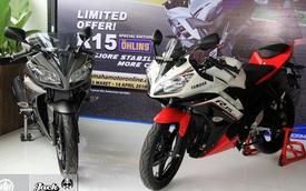 Yamaha R15 2016 ra mắt tại Indonesia, giá từ 50,4 triệu Đồng