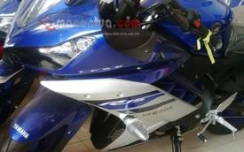 """Mô tô thể thao Yamaha R15 đặc biệt mới lộ """"ảnh nóng"""""""