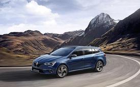Làm quen với Renault Megane phiên bản thực dụng