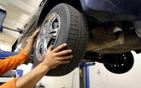 Nếu xe bạn bị rung, lắc thì hãy kiểm tra những bộ phận sau