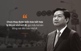 """Những phát ngôn ấn tượng, """"để đời"""" của Bộ trưởng Đinh La Thăng"""