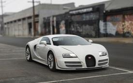 """Bán đấu giá """"bạch mã"""" Bugatti Veyron Coupe cuối cùng xuất xưởng"""
