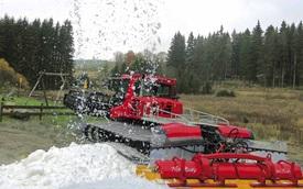 """Chiếc máy có thể tạo nên """"tuyết rơi mùa hè"""""""