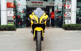 Cận cảnh mô tô giá rẻ Bajaj Pulsar RS200 2016 tại Việt Nam