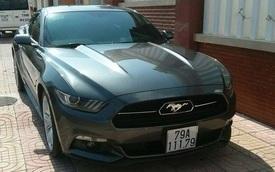 Ford Mustang bản đặc biệt tại Nha Trang đã có biển số