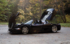 """""""Ngựa già"""" Ferrari F50 sắp được rao bán với giá từ 80 tỷ Đồng"""