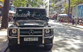 """Mercedes-Benz G63 AMG biển """"tứ quý 7"""" dạo phố Sài Gòn"""