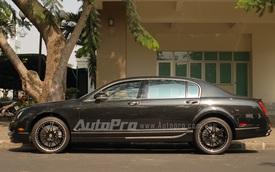 Vẻ đẹp của hàng hiếm Bentley độ Mansory trước khi gặp nạn tại Sài Gòn
