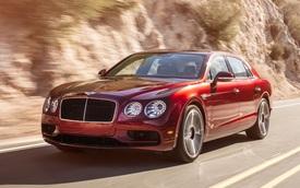 Bentley Flying Spur V8 S: Xe quý tộc thêm chất thể thao
