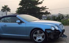 Bentley: Xe siêu sang tai nạn nhiều nhất ở Việt Nam