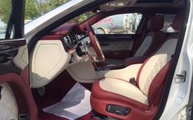 Cận cảnh Bentley Mulsanne Speed sở hữu nội thất đẹp nhất Việt Nam
