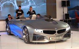 """""""Siêu phẩm"""" BMW Vision ConnectedDrive tái xuất tại Việt Nam"""