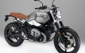 Hé lộ giá BMW RnineT Scrambler 2017 sắp ra mắt