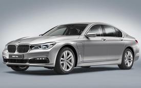 BMW 740e iPerformance - sedan hybrid hiệu suất cao đầu tiên của BMW