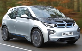 Top 5 xe điện bán chạy nhất quý I/2016