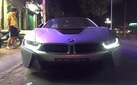 BMW i8 đầu tiên xuất hiện tại Sóc Trăng
