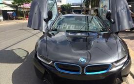 BMW i8 đầu tiên xuất hiện tại Cà Mau