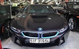"""Sau 1 năm sử dụng, BMW i8 của tay chơi Minh """"Nhựa"""" """"rớt giá"""" gần 4 tỷ Đồng"""