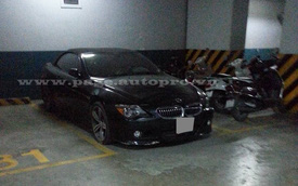 Xót xa với BMW M6 mui trần độ Hamann bị hắt hủi tại Sài thành