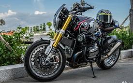"""BMW R NineT độ 1 tỷ Đồng của biker Sài thành có gì """"hot""""?"""