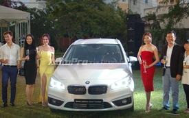 Ưu đãi về thuế BMW 218i Gran Tourer có giá 1,5 tỷ Đồng tại Việt Nam