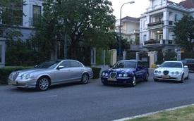 """Bộ 3 Jaguar S-Type """"hàng lạ"""" của các tay chơi Hà thành"""