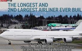 Khám phá bên trong máy bay Boeing 747-8 VIP dành riêng cho Tổng thống Mỹ