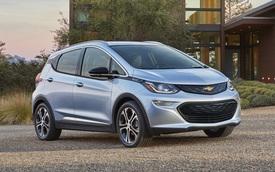 Chevrolet Bolt EV 2017 - Xe điện chạy được hơn 320 km