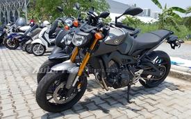 Cặp bài trùng Yamaha MT-07 và MT-09 tại triển lãm xe máy Việt Nam 2016