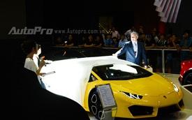 Cận cảnh Lamborghini Huracan dẫn động cầu sau thứ 2 tại Việt Nam
