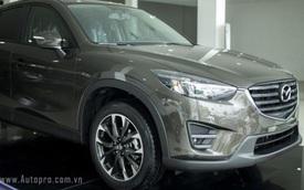 Cận cảnh Mazda CX-5 2016 vừa âm thầm xuất hiện tại đại lý Việt Nam