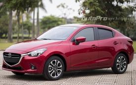 """Kia và Mazda """"bùng nổ"""" doanh số trong năm 2015 tại Việt Nam"""